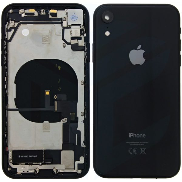 Emc-Apple IP XR Black OEM Pulled - BAC-0403