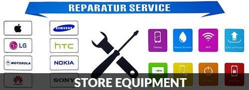 EMC-Store equipment